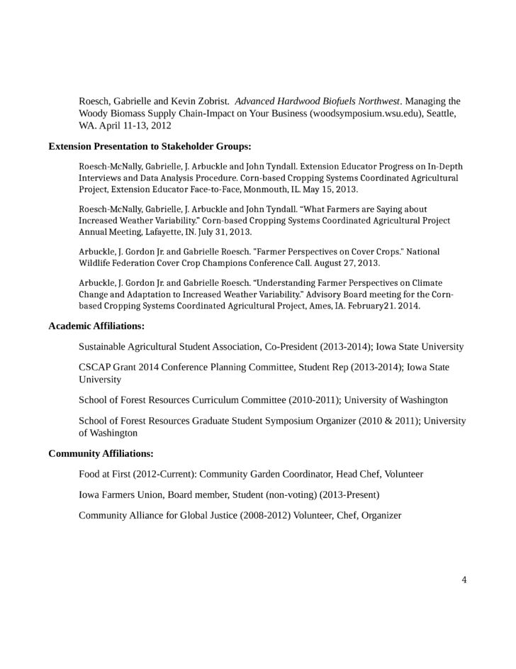 Best Youth Program Coordinator Resume Template | page 4