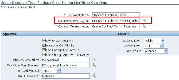 Contract Purchase Agreement In Oracle | Create professional ...