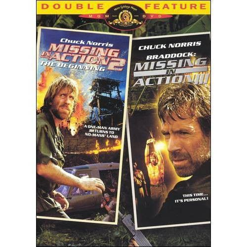 Missing In Action 2: The Beginning / Braddock: Missing In Action 3 ...