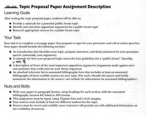 mla research paper proposal example Source: