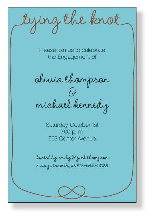 Holiday Wedding Invitations
