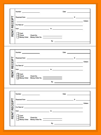 8+ printable renters receipt | quotations sample