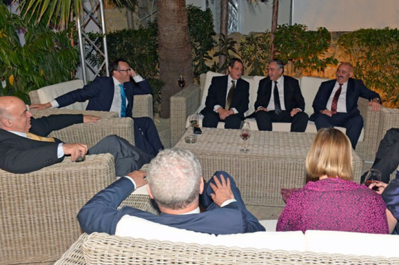 """Presidency of TRNC - """"The key issue is to overcome the divergences ..."""