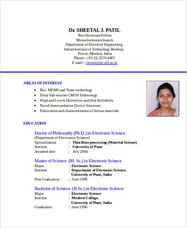 Wonderful Resume Format India Resume For Engineering Students Computer . Amazing Design