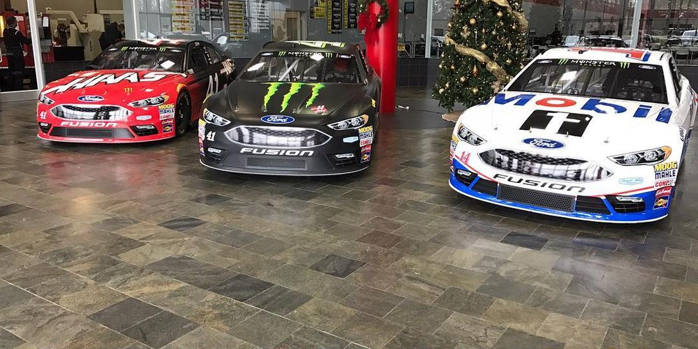 2017 Team and Sponsor Previews: Stewart-Haas and Germain Racing ...