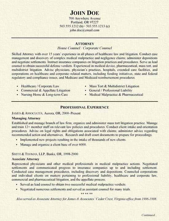 sample. law school resume examples resume examples. lawyer resume ...