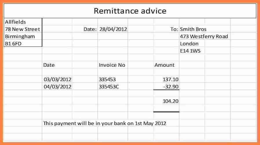 Remittance Template. Receipts Carbonless Sales Receipt Templates ...