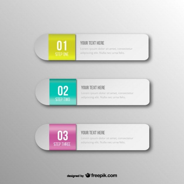 Minimalist banner templates Vector | Free Download