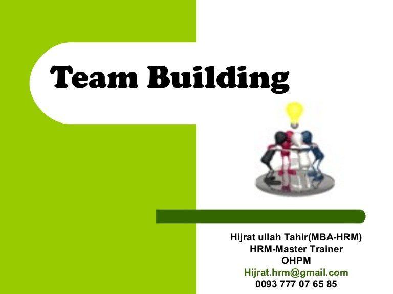 Team building (1)