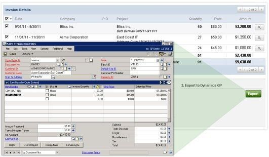 Microsoft Invoice Software - Best Resume Collection