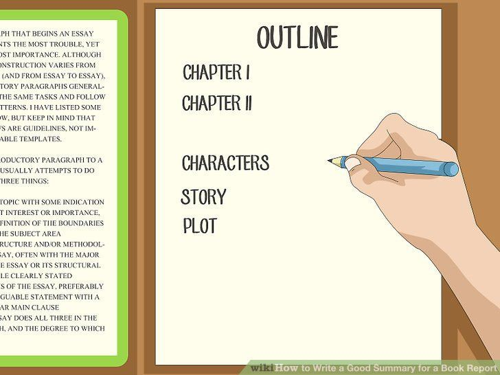 3 Easy Ways to Write a Good Summary for a Book Report