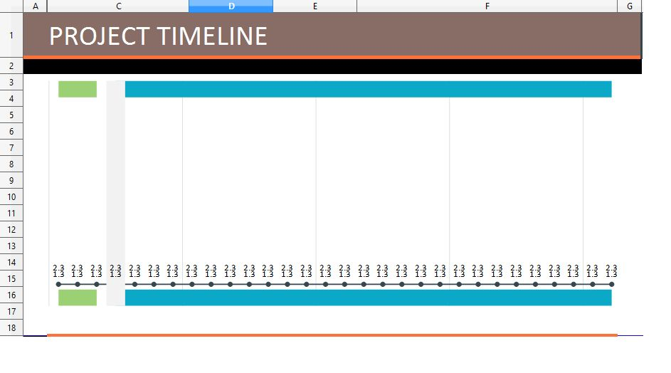 Get Project Timeline Excel Template - Project Management Templates ...