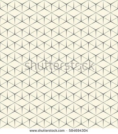 Geometric Pattern Intersecting Lines Abstract Background Stock ...