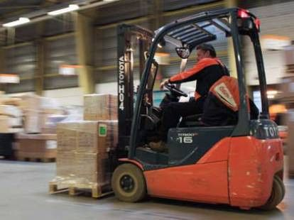 Forklift Jobs | Forklift Training Zone