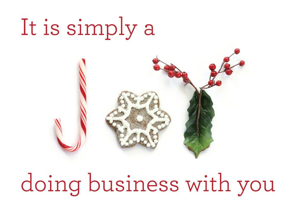 Greeting Card Samples - Corporate, Christmas, Season's Greetings ...