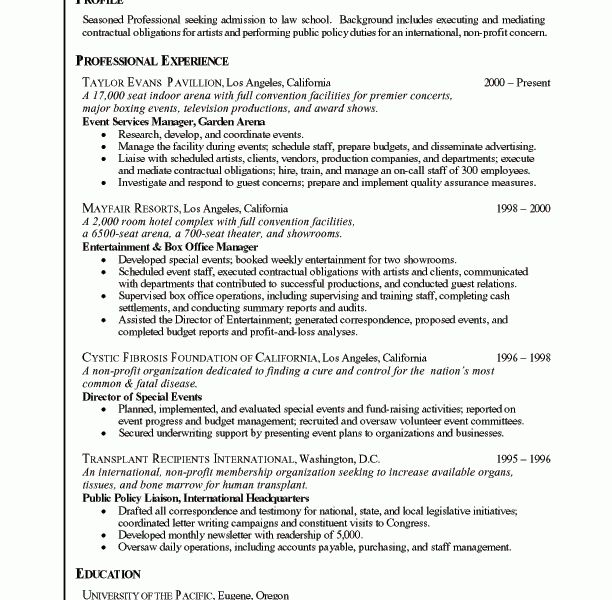 Homey Ideas Legal Resumes 1 Law School Admissions Resume Example ...