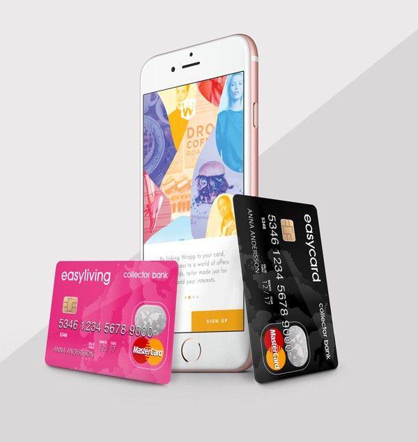 Easycard kreditkort - Mastercard med Reseförsäkring | Collector Bank
