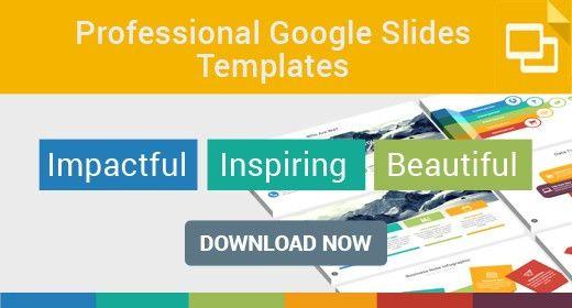 Creative Google Slides Presentation Templates on GraphicRiver