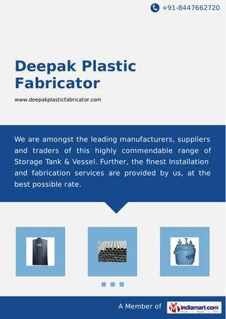 Deepak Plastic Fabricator - issuu