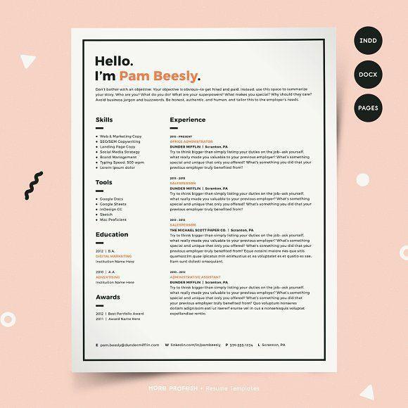 1073 best ? - Design - Resumes images on Pinterest | Cv template ...