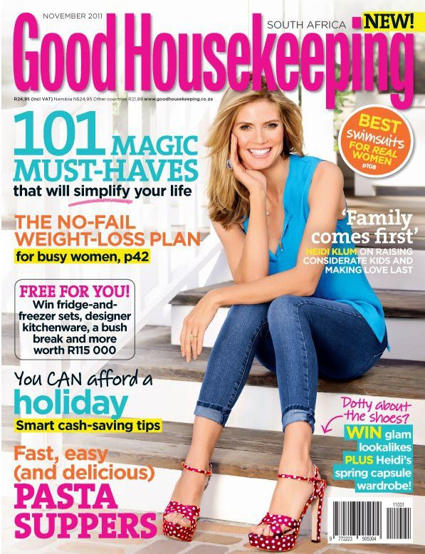 Good Housekeeping Magazine Subscription Just $5 for the Year ...