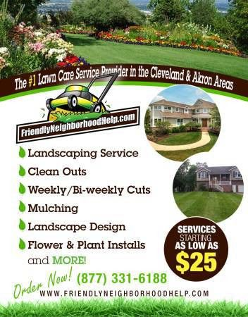 Lawn Mowing Highland Heights Ohio | Highland Heights OH Lawn ...