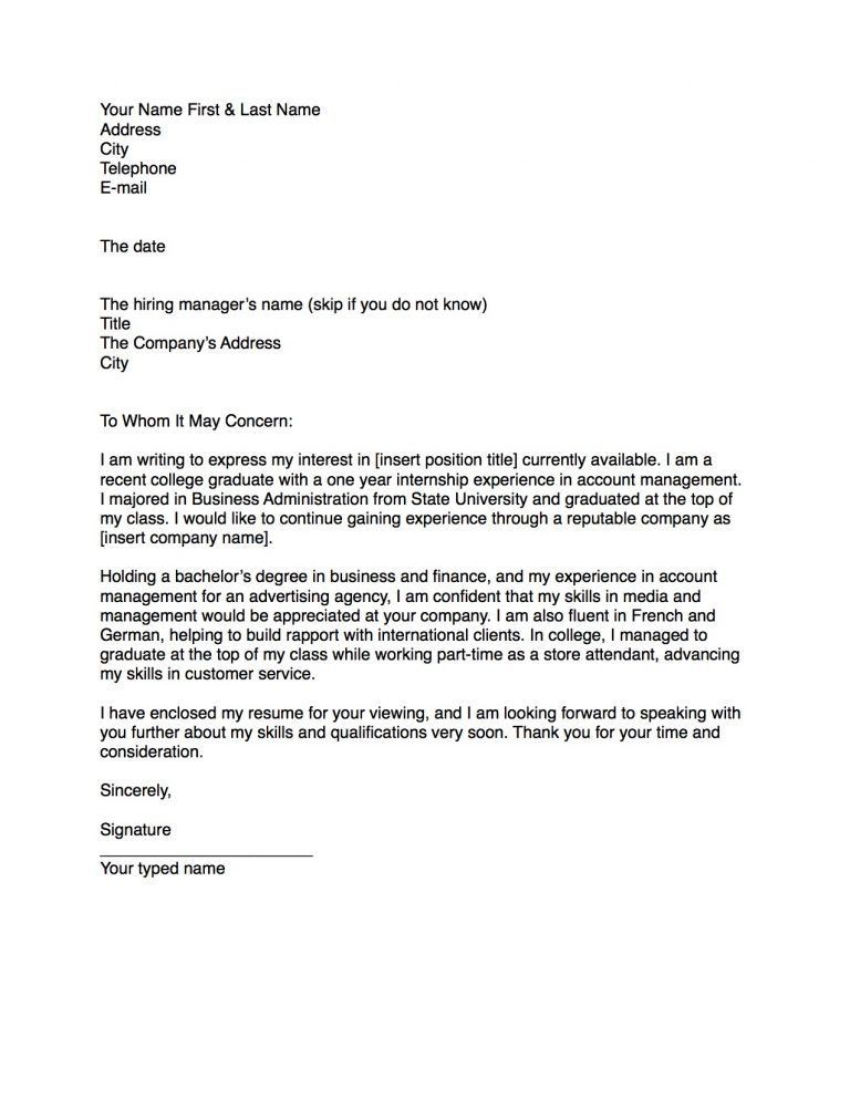 Download Writing A Cover Letter | haadyaooverbayresort.com