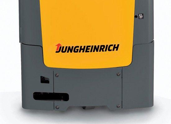 Electric Order Picker Machine   EKS208-308   Jungheinrich