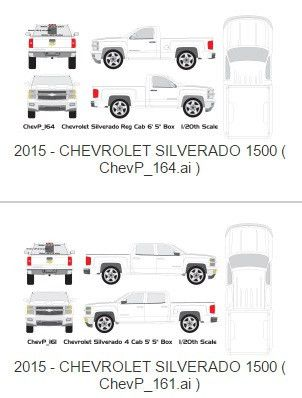 Wholesale Vehicle Wrap Printing Blog | Chevy Silverado Vehicle ...