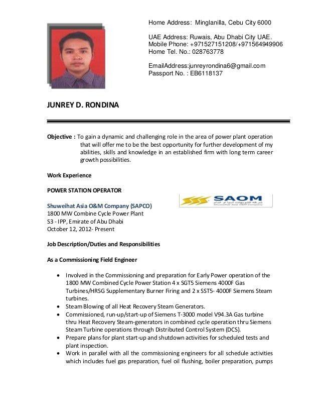 junrey revise CV