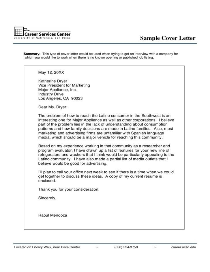 Marketing Manager Assistant Cover Letter
