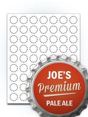 Bottle Labels, Water Bottle Labels, Beer Labels Templates ...