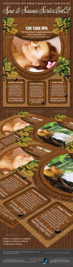 City Hair Salon Promotional Flyer | Promotional flyers, Print ...