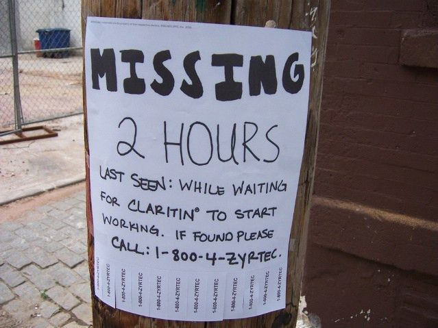 25 Funny Lost and Found Signs - Holytaco