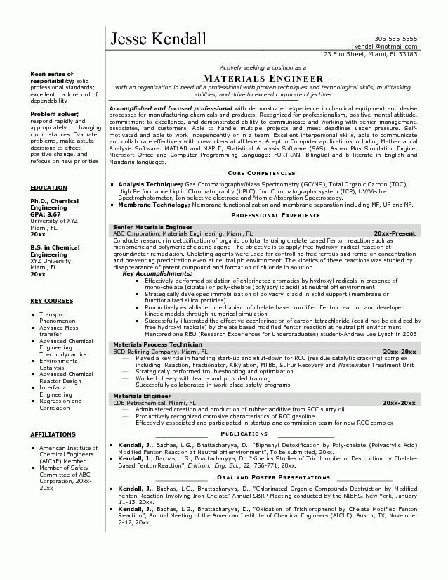 Electrical Engineer Resume Sample Electrical engineering resume ...
