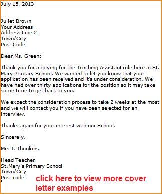 9+ application for the job of teacher - Basic Job Appication Letter