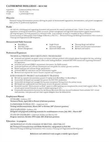 how to write technical resume sales technical lewesmr
