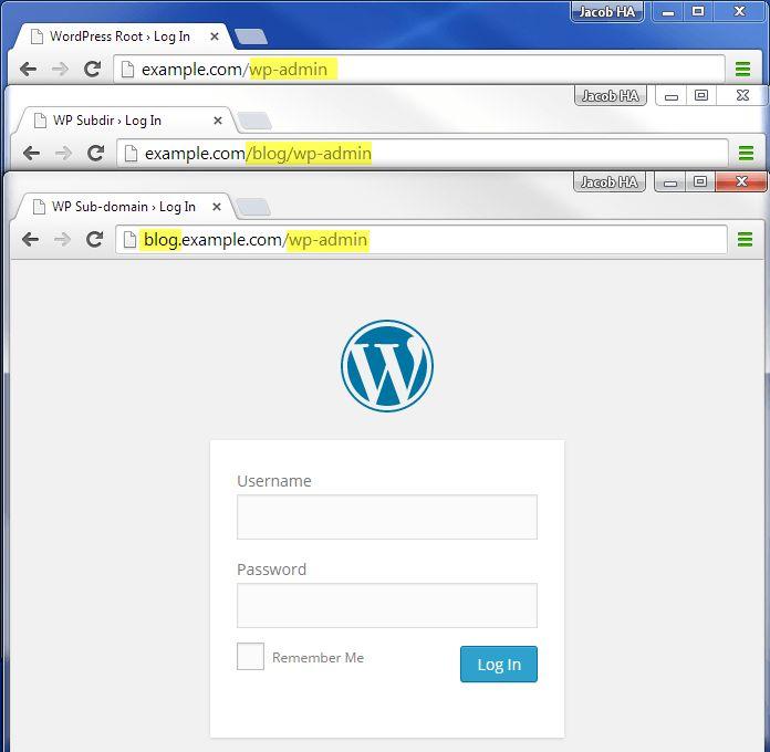 How to Find Your WordPress Login URL - HostingAdvice.com