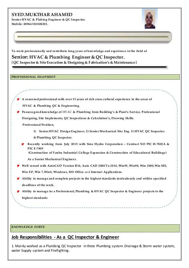 job board. more resume help plumbing engineer sample resume ...