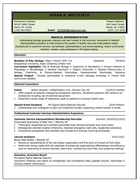 sales representative resume templates unforgettable outside sales