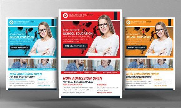 10+ College Brochures - PSD, Vector EPS