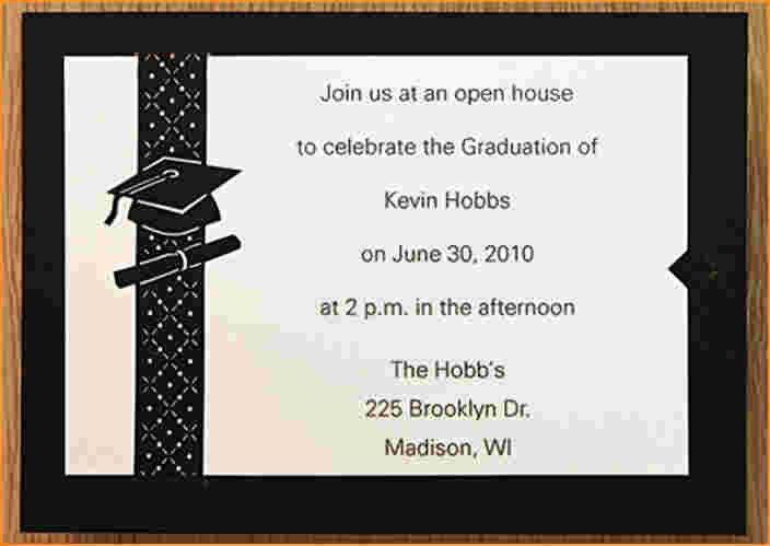 Graduation Invitation Templates.free Graduation Flyer10.png ...