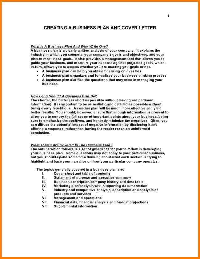 7+ format for business plan proposal | Proposal Template 2017