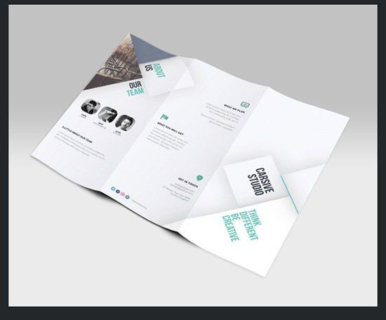 5 Tri-Fold Brochure Templates - Free Download | Graphics ...