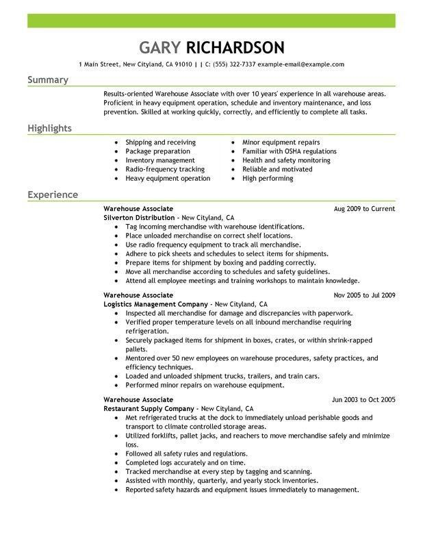 Download Samples Of Resumes | haadyaooverbayresort.com