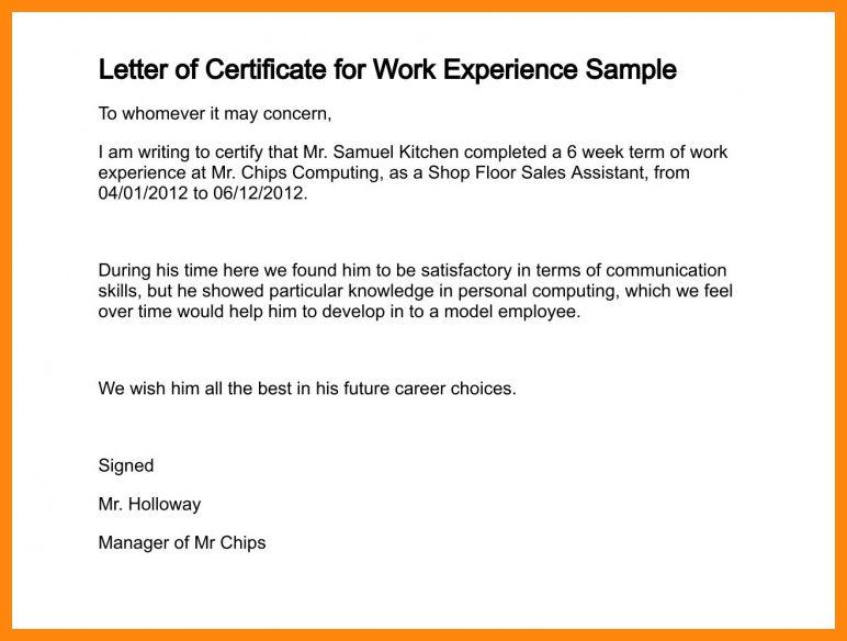 6+ certificate of employment example | nurse resumed