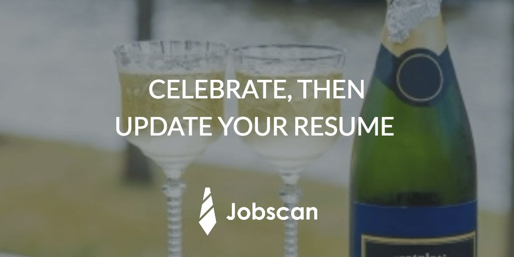 Resume Examples: How to Format Your Promotions
