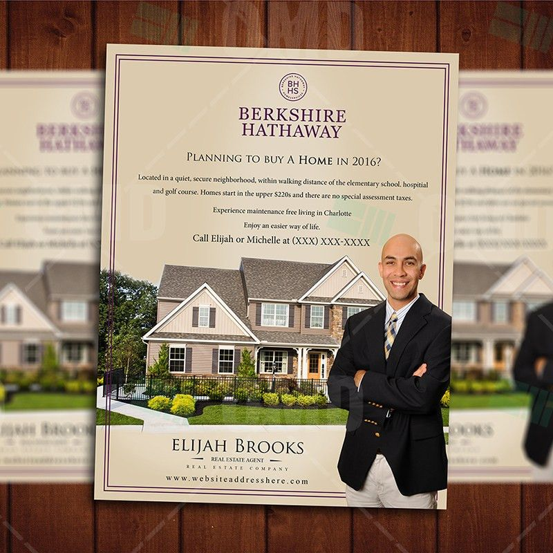 Real Estate Professional Marketing Template – Real Estate Lead ...