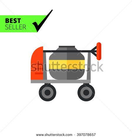 Concrete Mixer Icon Stock Images, Royalty-Free Images & Vectors ...