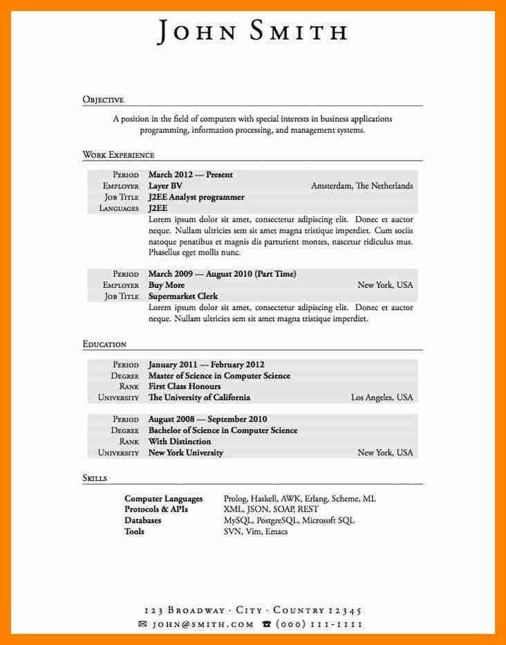4+ job resume high school student | doctors signature